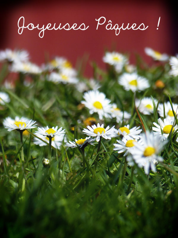 Joyeuses Pâques Image Gratuite