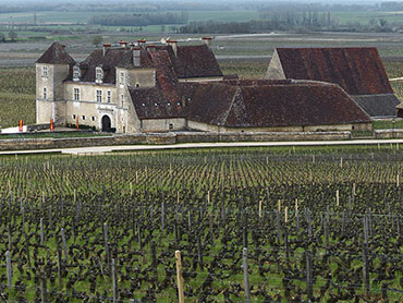 photo de Bourgogne : Le Clos Vougeot