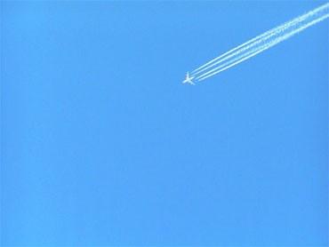 Avion Dans Le Ciel Photos Gratuites