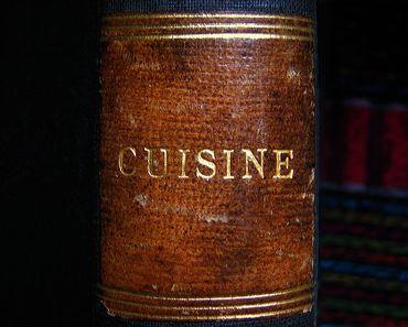 Livre De Cuisine Ancien Photo De Recette